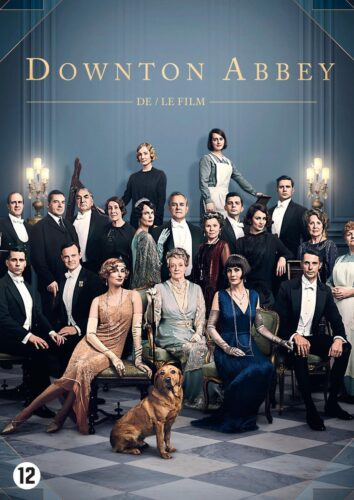 Afbeelding filmposter Downtown Abbey